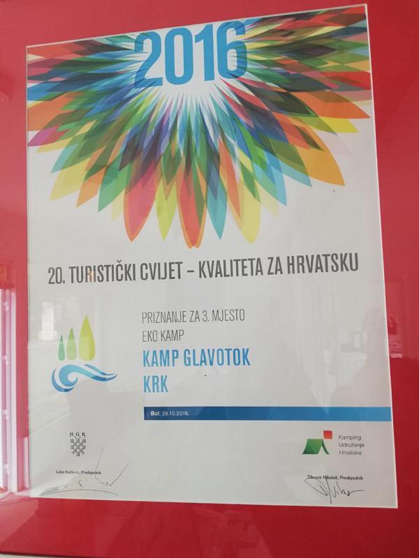 Tourism Flower - Quality for Croatia