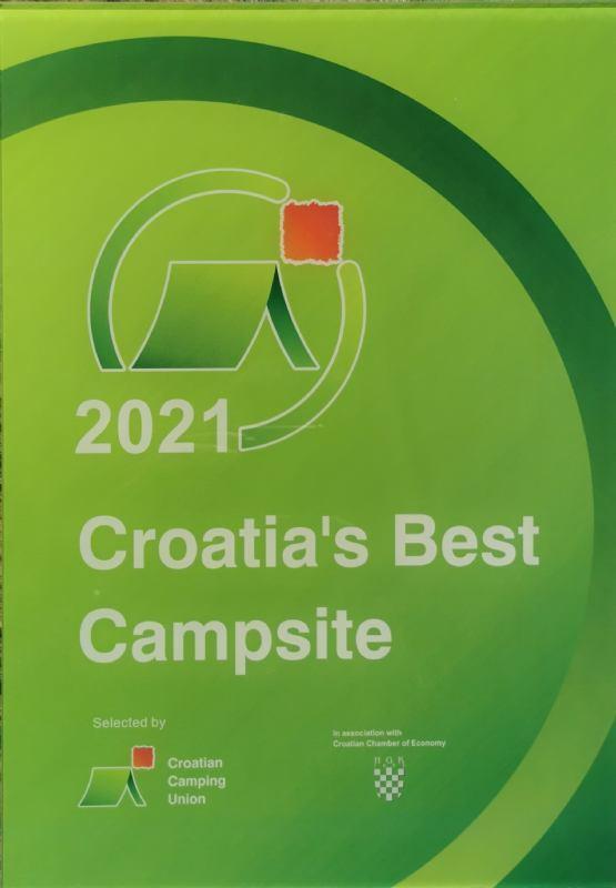Best Campsite Award