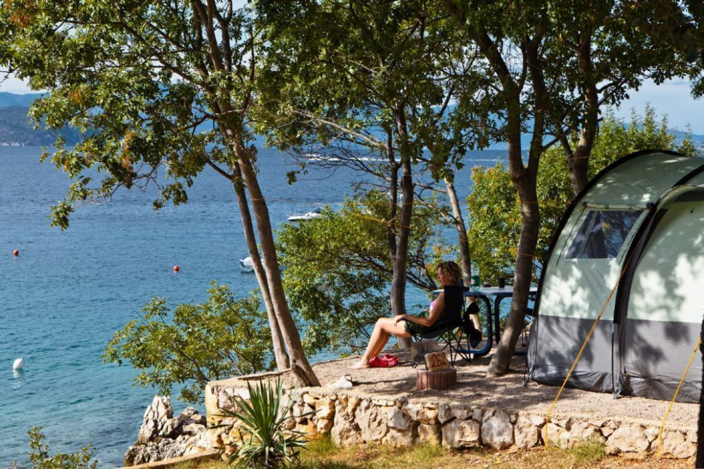 Willkommen in Campingplatz Glavotok!
